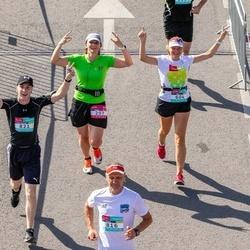 Citadele Kauno maratonas - Vitalija Indriuniene (297), Rūta Bendikaitė (604), Linas Leonardas Narkunas (821)