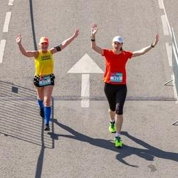 Citadele Kauno maratonas - Elisabet Holgerson Lindgren (837), Aušra Milešinaitė (922)
