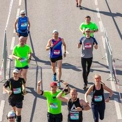 Citadele Kauno maratonas - Dariusz Dawidejt (133), Marc Bruins (1193)