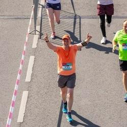 Citadele Kauno maratonas - Arunas Brenkys (731), Audrius Jovaiša (770)
