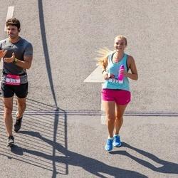 Citadele Kauno maratonas - Tal Sasson (216), Akvilė Šiurylienė (721)