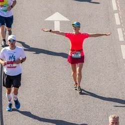 Citadele Kauno maratonas - Antanas Mačionis (67), Valeriia Cherskaia (705)