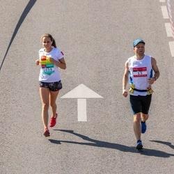 Citadele Kauno maratonas - Toni Stenroos (13), Julija Martinkevičiūtė (1039)