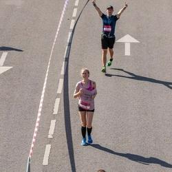 Citadele Kauno maratonas - Patrik Nystrom (102), Toa Maes (176)