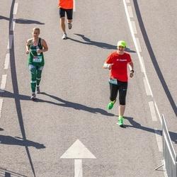 Citadele Kauno maratonas - Kristina Bartkevičiūtė (682), Edmundas Burba (1052)