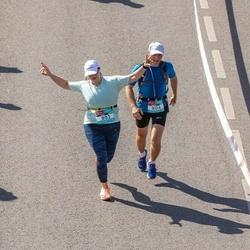 Citadele Kauno maratonas - Dovilė Nakvosienė (903), Algirdas Nakvosas (904)