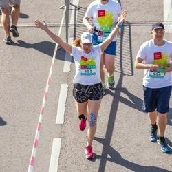 Citadele Kauno maratonas - Jūratė Mačiulytė (855), Paulius Augulis (906)