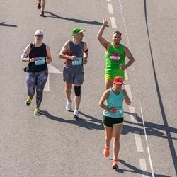 Citadele Kauno maratonas - Evgenij Strukov (113), Egidijus Vasilevicius (1003), Lukne Vasileviciute (1004)