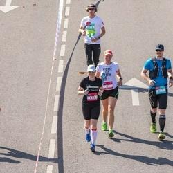 Citadele Kauno maratonas - Lina Valaišienė (92), Asta Buinevičiūtė (165), Justinas Kameneckas (842), Simonas Bansevičius (1031)
