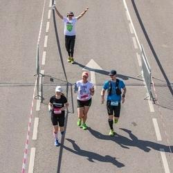 Citadele Kauno maratonas - Lina Valaišienė (92), Asta Buinevičiūtė (165), Justinas Kameneckas (842)