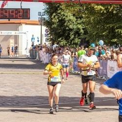 Citadele Kauno maratonas - Liudas Balčiūnas (612), Renata Šalnienė (703)