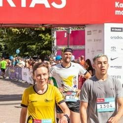 Citadele Kauno maratonas - Liudas Balčiūnas (612)
