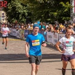 Citadele Kauno maratonas - Edita Krušinskienė (1258), Egidijus Morkūnas (2076)