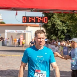 Citadele Kauno maratonas - Marijus Širvaitis (1356)