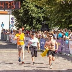 Citadele Kauno maratonas - Pavel Šilobrit (1202), Audrius Januškevičius (2313)