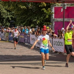 Citadele Kauno maratonas - Donatas Kazakauskas (680), Paulius Vaitelis (2244)