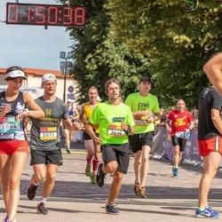 Citadele Kauno maratonas - Ramunė Petrulytė (1064), Kornelijus Juodis (2146), Adomas Piščelka (2671)