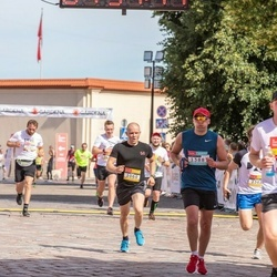 Citadele Kauno maratonas - Andrius Okulič-Kazarinas (1388), Arūnas Rimkus (2060)
