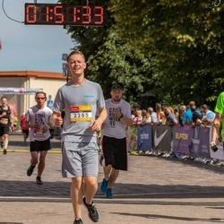 Citadele Kauno maratonas - Lukas Glaveckas (2285), Ričardas Versockas (2418)