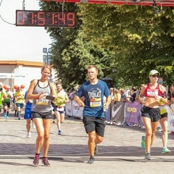 Citadele Kauno maratonas - Hanna Levaniuk (262), Nerijus Žiogas (2519)