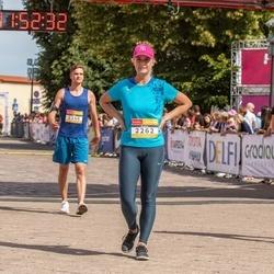 Citadele Kauno maratonas - Jonas Rudžinskas (2246), Raminta Gradzickaitė (2262)