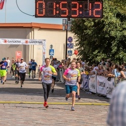 Citadele Kauno maratonas - Giedrius Kriaučiūnas (2392), Andrius Živatkauskas (2393)