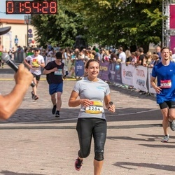 Citadele Kauno maratonas - Eimantas Gadrus (157), Edita Seredytė (2284)
