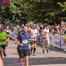 Citadele Kauno maratonas - Julius Sakalauskas (256), Christopher Dale (871)
