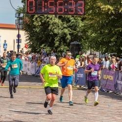 Citadele Kauno maratonas - Audrius Kisielius (1037), Andrius Šidlauskas (2311), Gytis Kalvinskas (2682)