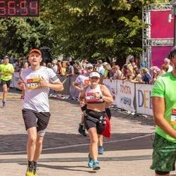 Citadele Kauno maratonas - Inga Bružikienė (304), Simonas Dabrega (2425)