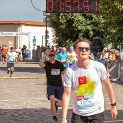 Citadele Kauno maratonas - Douwe Geertsma (1111)