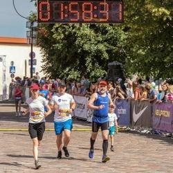 Citadele Kauno maratonas - Jolita Steponkevičiūtė (2208), Tomas Saliamonas (2517)