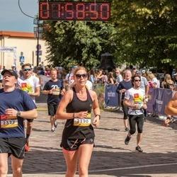 Citadele Kauno maratonas - Lina Nakrienė (2190), Kęstutis Marčiulynas (2377)