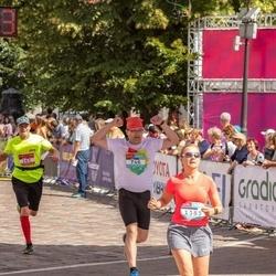 Citadele Kauno maratonas - Jurijus Šuvalovas (265), Artur Szymanski (746), Birutė Mackevičienė (1383)