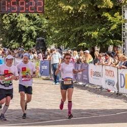 Citadele Kauno maratonas - Tadas Laurinaitis (34), Giedrė Lukaševičienė (2546)