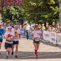 Citadele Kauno maratonas - Tadas Laurinaitis (34), Vytautas Petkus (162), Giedrė Lukaševičienė (2546)