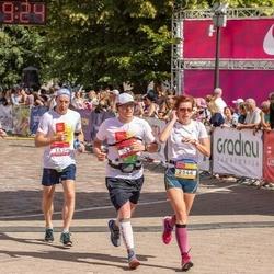 Citadele Kauno maratonas - Vytautas Petkus (162), Ramūnas Šilobritas (758), Giedrė Lukaševičienė (2546)