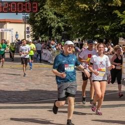 Citadele Kauno maratonas - Gytautas Buivydas (1141), Justina Jermolajevaitė (2560)