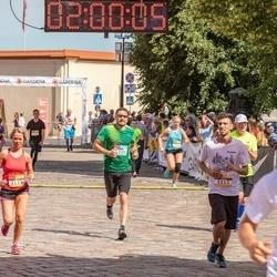 Citadele Kauno maratonas - Živilė Žymančiūtė (2129), Robertas Berteška (2212)