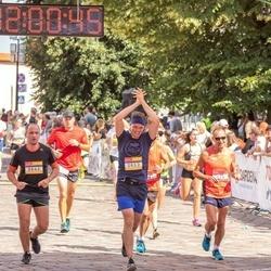 Citadele Kauno maratonas - Blanca Zoroza (2139), Gytis Rickevičius (2612), Ricardas Pagojus (2641)
