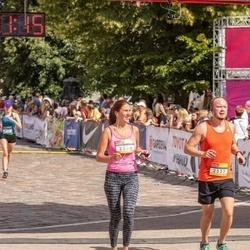 Citadele Kauno maratonas - Brigita Kuodyte (2536), Vaidotas Levenauskas (2537)