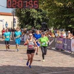 Citadele Kauno maratonas - Kristiina Lamminpää (121), Gintarė Sukarevičienė (1042)