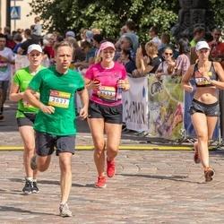 Citadele Kauno maratonas - Sigita Maciulevičienė (2532), Laimutis Jankauskas (2627)