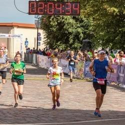 Citadele Kauno maratonas - Arūnas Gurskas (293), Toma Petrokienė (916), Rūta Miglinaitė (2040)