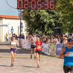 Citadele Kauno maratonas - Mirta Amblas (2137), Jolanta Vilkaitė (2225)