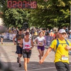 Citadele Kauno maratonas - Jurgita Packevičienė (53), Palmira Jonaitienė (2569)