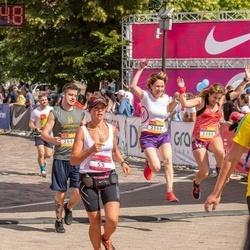 Citadele Kauno maratonas - Palmira Jonaitienė (2569), Neringa Galeckienė (2588)
