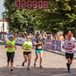 Citadele Kauno maratonas - Aurelija Kazlauskienė (2167), Ilona Saladžinskienė (2427), Indrė Smalakė (2481)