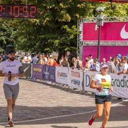 Citadele Kauno maratonas - Rūta Bendikaitė (604)
