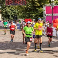 Citadele Kauno maratonas - Gintare Litvinaviciene (240), Vitalija Indriuniene (297)